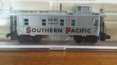 Atlas N-scale caboose 35611 Southern Pacific #Atlas