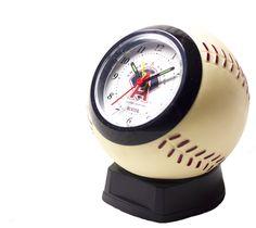 Los Angeles Angels baseball alarm clock