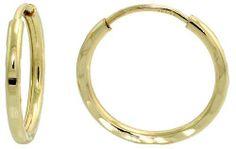 Revoni 9ct Yellow Gold Natural Aquamarine Leverback Heart Earrings 5mm March Birthstone qnCRLJLwOM