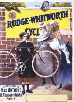Rudge-Whitworth bicycles