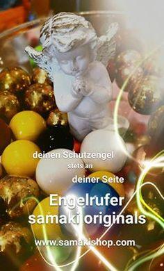 mit Liebe schenken, mit Freude tragen ... Engelrufer Klangkugeln und Engelrufer Schmuck von samaki originals exklusiv im www.samakishop.com