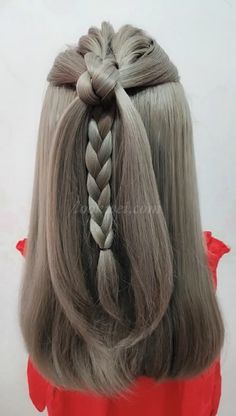 Do you like this beautiful hairstyle? Do you like this beautiful hairstyle?,Hair- Colors and Ideas Related Regebenbogen Haarfarbe Ideen - Madame FriisurenCoiffure Longueur D'épaule - Trendiest Short Blonde Hairstyles and HaircutsEinfache Frisuren. Easy Hairstyles For Long Hair, Braided Hairstyles, Cool Hairstyles, Hairstyle Photos, Brown Hairstyles, Hairstyles Videos, Style Hairstyle, Beautiful Hairstyles, Short Hair Styles Easy