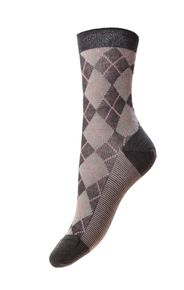 Ava women's Merino wool crew sock in brown. English-made by Pantherella (scheduled via http://www.tailwindapp.com?utm_source=pinterest&utm_medium=twpin&utm_content=post15638706&utm_campaign=scheduler_attribution)