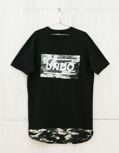 Camiseta capas Blast/Out Loud - Prepara tu viaje - Bershka España