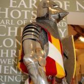 Battle of Shrewsbury Exhibition- England  -Sir Henry de Percy killed here 1403