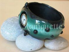 Bracelet Watch by Sylvie Peraud