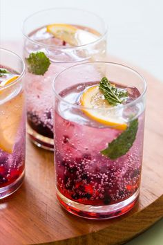 Little tastes as good as a refreshing G&T, so whether you're a Tanqueray or a Hendrick's kind of girl, celebrate international G&T day this Sunday with our pick of brilliantly inventive gin and tonic recipes with a twist.