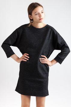 Pomandere Wool Dress