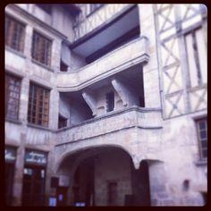 «#limoges cour du temple»