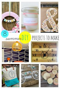 Inspiration Monday and DIY Summer Projects! - Refresh Restyle