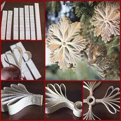 adornos arbol navidad hechos a mano