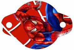 Spiderman: Imprimibles para Fiesta para Imprimir Gratis.