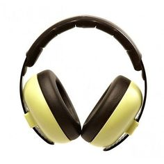 Banz Kids Baby Childrens Mini Earmuffs Ear Defenders – Age 3 Months+ | Funswim