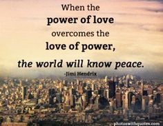Only Love can conquer hate! #PrayingForPeace #Pray4Naija #quote