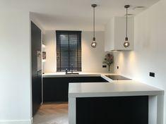 My Kitchen Rules, Home Decor Kitchen, Kitchen Interior, Home Kitchens, Küchen Design, Home Design, Interior Design, Handleless Kitchen, Happy New Home