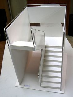 Description: C:\Documents and Architecture Site Plan, Architecture Model Making, Stairs Architecture, Interior Architecture, Home Stairs Design, Home Room Design, Home Design Plans, Home Interior Design, House Staircase