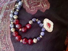 Tsafi Gome - ethnic necklace
