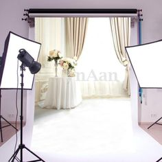 5x7FT-Vinyl-Curtain-Studio-Photography-Backdrop-Flower-Wedding-Background-Props