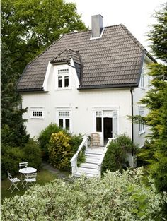 Scandinavian cottage. Photo by Trine Horsen.