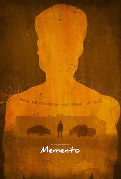 MEMENTO #MEMENTO #MOVIE #SURVIVAL #MIND #MEMORIES #AMNESIA #EVENTS #PUZZLE