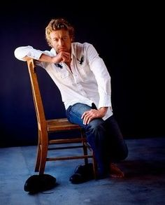 Simon Baker - Simon Baker Photo (10885900) - Fanpop