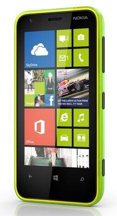 Nokia Lumia 620 Specifications
