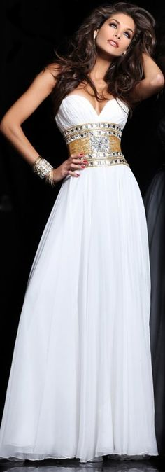 Classy and beautiful!  #MillionDollarShoppersAndrea HotWomensClothes.com like  Greek goddess