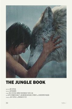 The Jungle Book alternative movie poster Prints available HERE