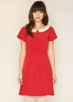 Comprar Vestido modelo Deedee Rojo de Pepa Loves en GoodChic