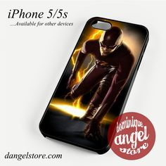 The Flash Phone case for iPhone 4/4s/5/5c/5s/6/6 plus