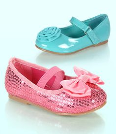 Fanciful Flats for Toddlers