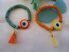 SALE  TURKISH EVIL Eye BraceletsAmulet Bohemian  Style by Nezihe1, $14.99