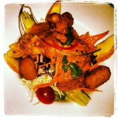 The best Thai food in Madrid. Pui Thai Tapas
