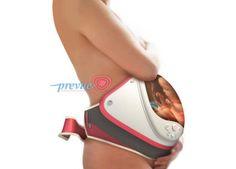 胎児の状態がみれる妊婦のためのデバイス
