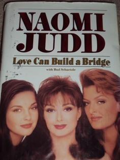 COUNTRY SINGERS THE JUDDS HARDBACK