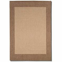Couristan Checkered Field Indoor/Outdoor Rectangular Rugs $170 original $119.99 sale    17 reviews write a review These versatile flat woven...