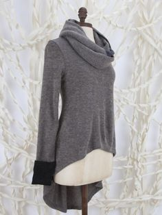 Altar'd State Hi-Lo Sweater with Infinity Scarf..Have it LOVE it  Me too Manders!