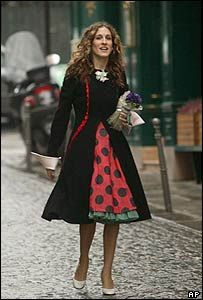 Carrie Bradshaw forever my inspiration