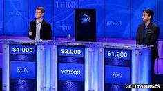 IBM's Watson beat two Jeopardy champions in a special edition of game show in 2011
