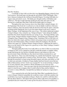 sample graduate school admission essay