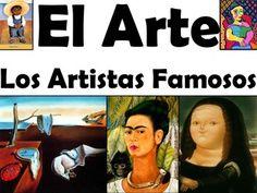 Amazing art unit for Spanish classes!