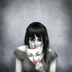 Avvolte le persone non capiscono che dietro a un tuo sorriso ci sono anche mille lacrime...