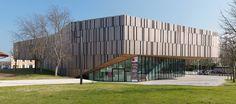 Hérault Arnod Architectes : Théâtre d'Anglet - ArchiDesignClub by MUUUZ - Architecture & Design