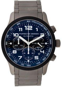 Porsche Design Dashboard Chronograph Watch | ≼❃≽ @kimludcom