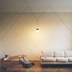 aesthetic cord arrangement