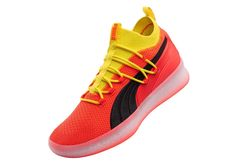 4811881e9a0 Puma Basketball Returns With The Clyde Court Disrupt Puma Basketball Shoes