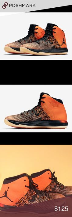Air Jordan - XXX1 Shattered Backboards - Nike - 12 Drawing inspiration from the iconic AJ 1 and featuring next generation FlightSpeed, the AJ XXXI is versatile enough to be worn on and off the court. Like the AJ 1, this shoe defies expectations. Worn only once! Jordan Shoes Sneakers