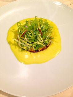 3 star Michelin restaurant, L'Astrance