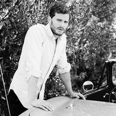 New/Old: Jamie Dornan Fifty Shades of Grey photoshoot (2015) | Mary McCartney 2014