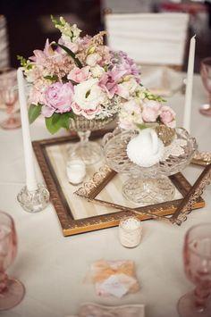 Unique Wedding Centerpieces Picture Frames